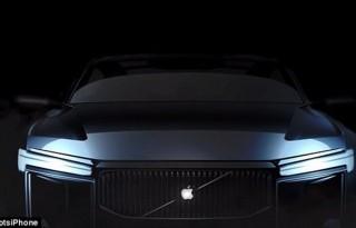 ideo berisi perkiraan desain mobil masa depan Apple (ConceptiPhone)