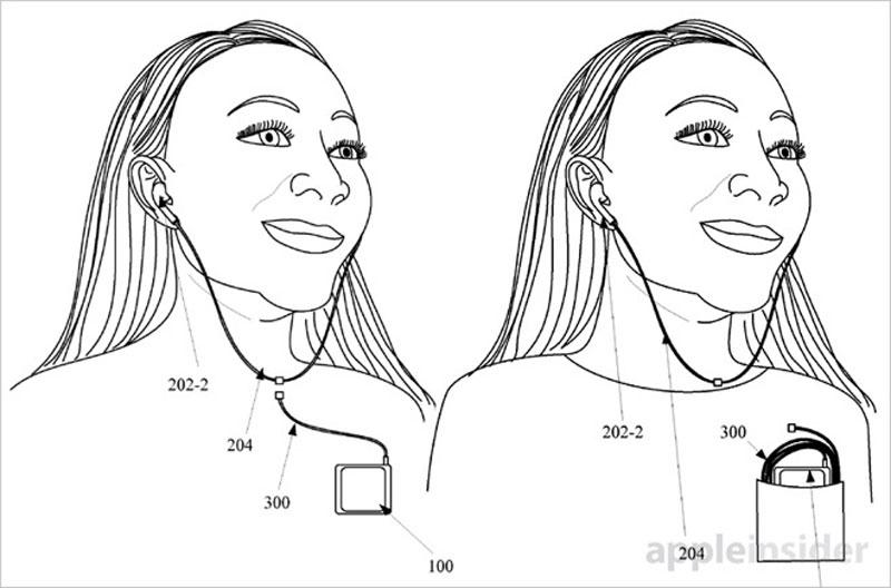EarPods Patent