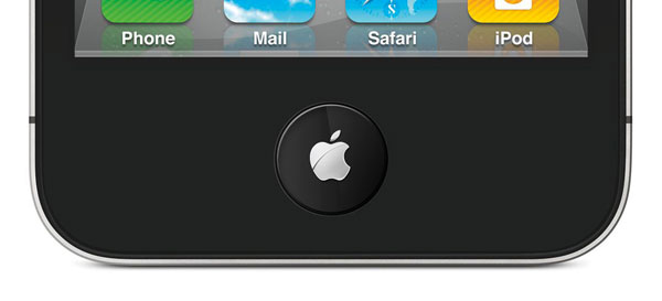 Apple tombol Home (ilustrasi)