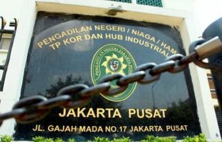 PN Jakarta Pusat (foto: bisnis.com)