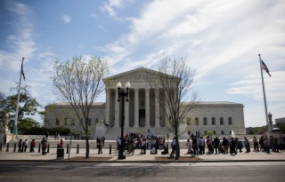 The United States Supreme Court.  Credit Zach Gibson/The New York Times