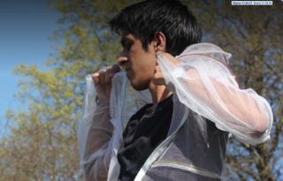 Anti Mosquito Jacket