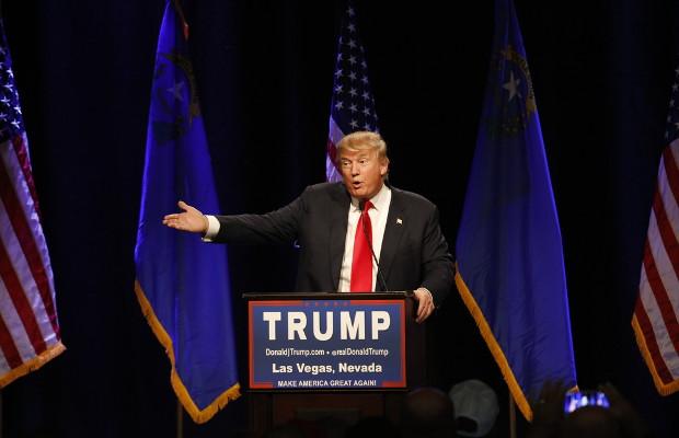 Donald Trump (Photo : Joseph Sohm / Shutterstock.com)