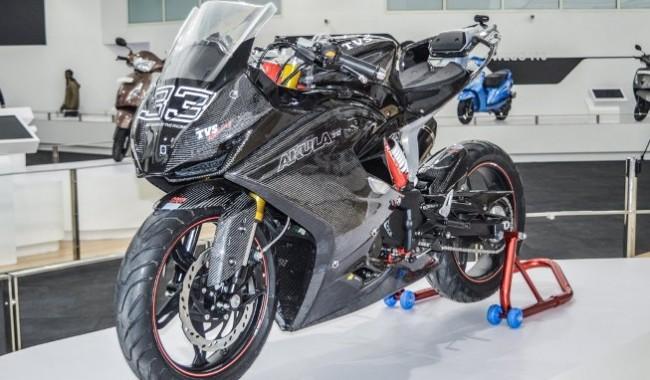 TVS Akula Concept. (Indianautosblog.com)