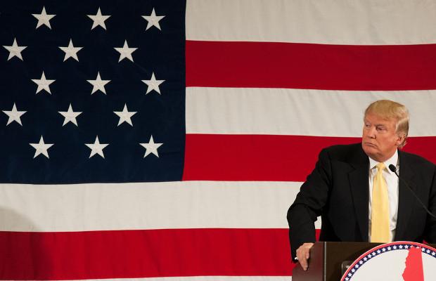 Donald Trump (Photo : Andrew Cline / Shutterstock.com)