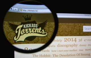 KickAss Torrents Illustration (Gil C / Shutterstock.com)