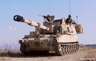 Artileri howitzer AS (military-today)