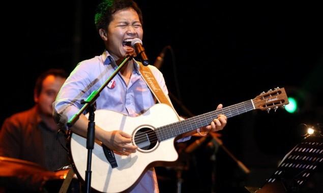 Sandhy Sondoro (Foto:MI/Rommy Pujianto)