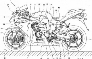 Kawasaki R2 supercharged (foto: Shifting Gear)