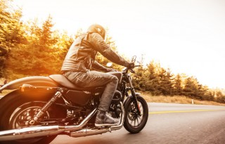 Harley-Davidson Illustration (Photo : Lukas Gojda / Shutterstock.com)