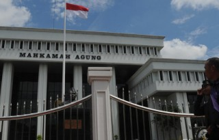 Gedung Mahkamah Agung. Merdeka.com/Arie Basuki