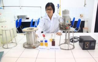 Proses Minyak Jelantah Menjadi Biodiesel