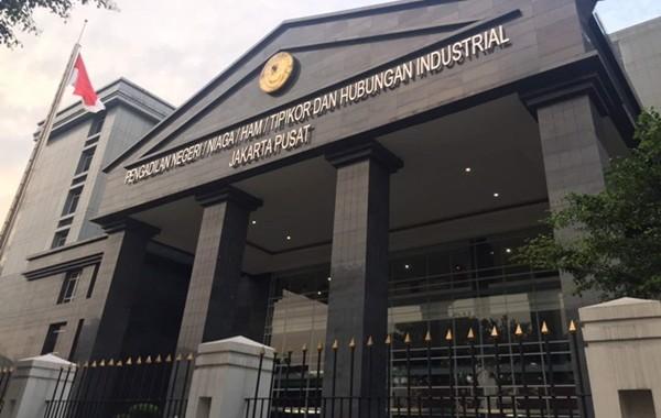 Pengadilan Negeri Jakarta Pusat. - Deliana Pradhita Sari