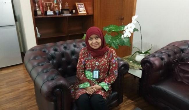 Direktur Paten, Desain Tata Letak Sirkuit Terpadu dan Rahasia Dagang Kemenkumham Dede Mia Yusanti. Sumber Foto: PHB/KlikLegal.